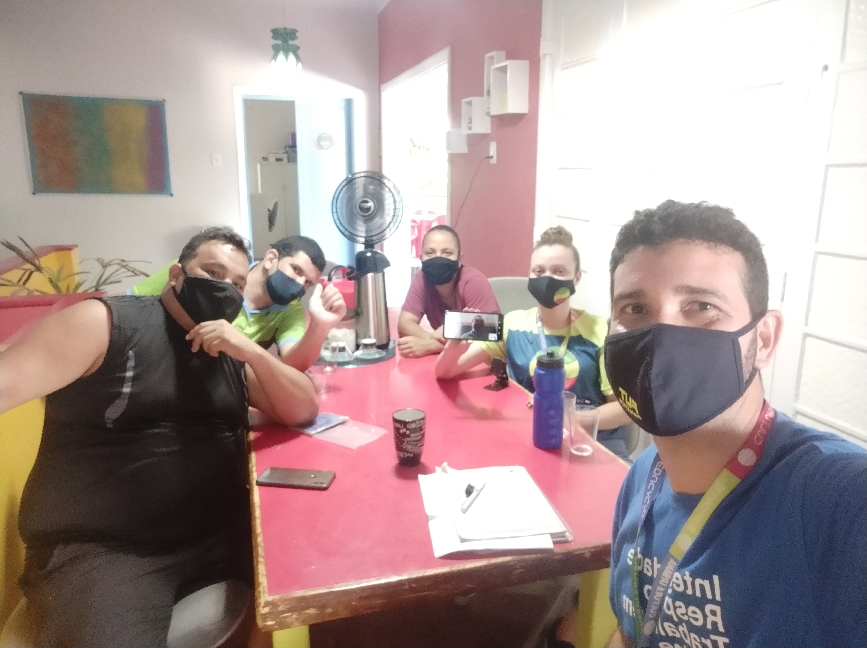 Equipe Grupo Cultura Urbana