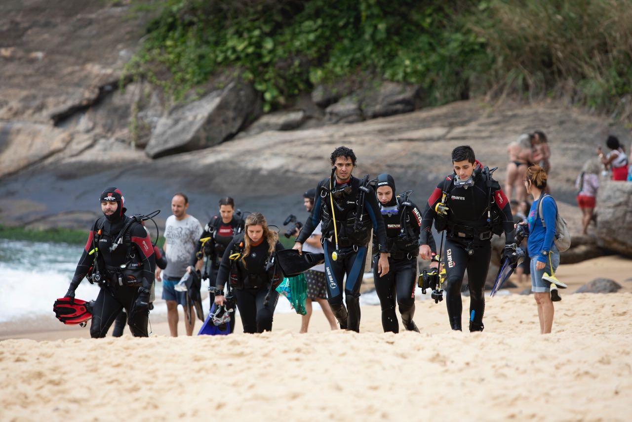 Conhecer para conservar a biodiversidade marinha