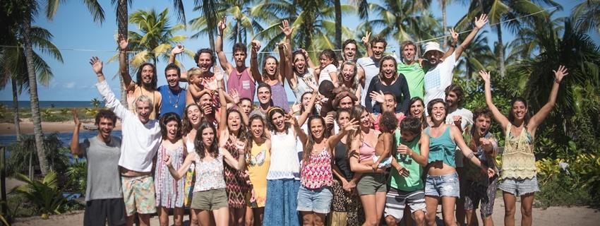 Equipe Instituto Inkiri Piracanga