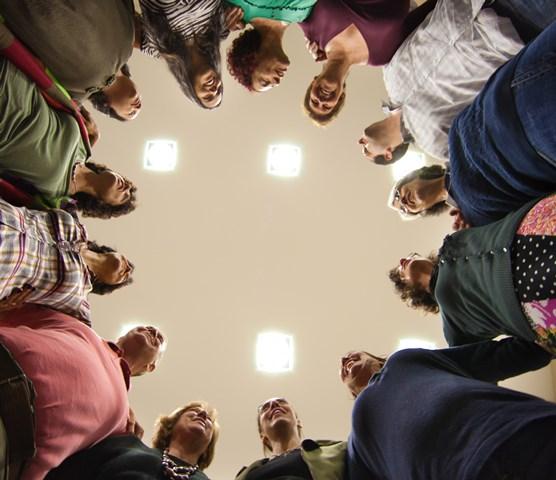 Foto da equipe da ONG Instituto Noos