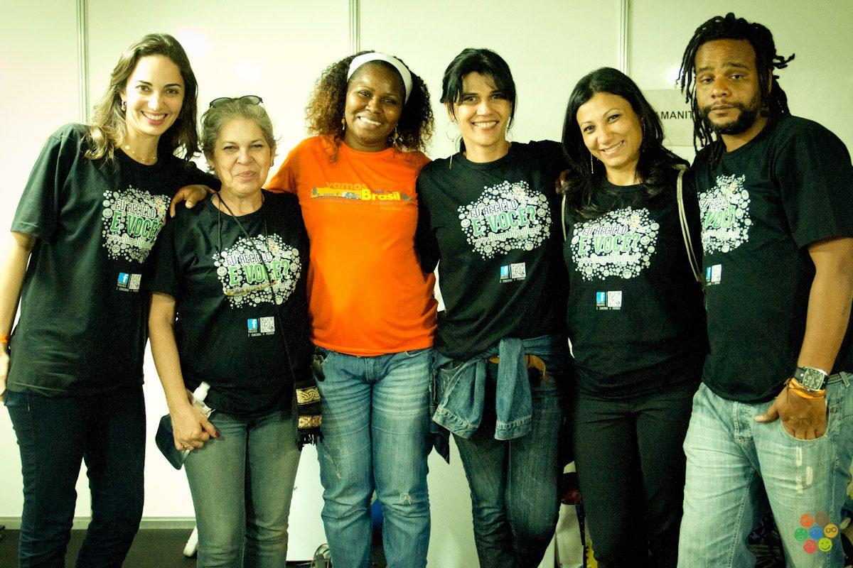 Equipe Instituto Limpa Brasil