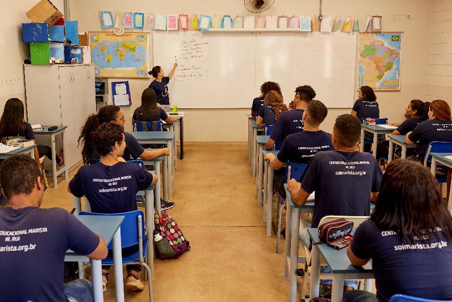 Equipe Marista Escolas Sociais