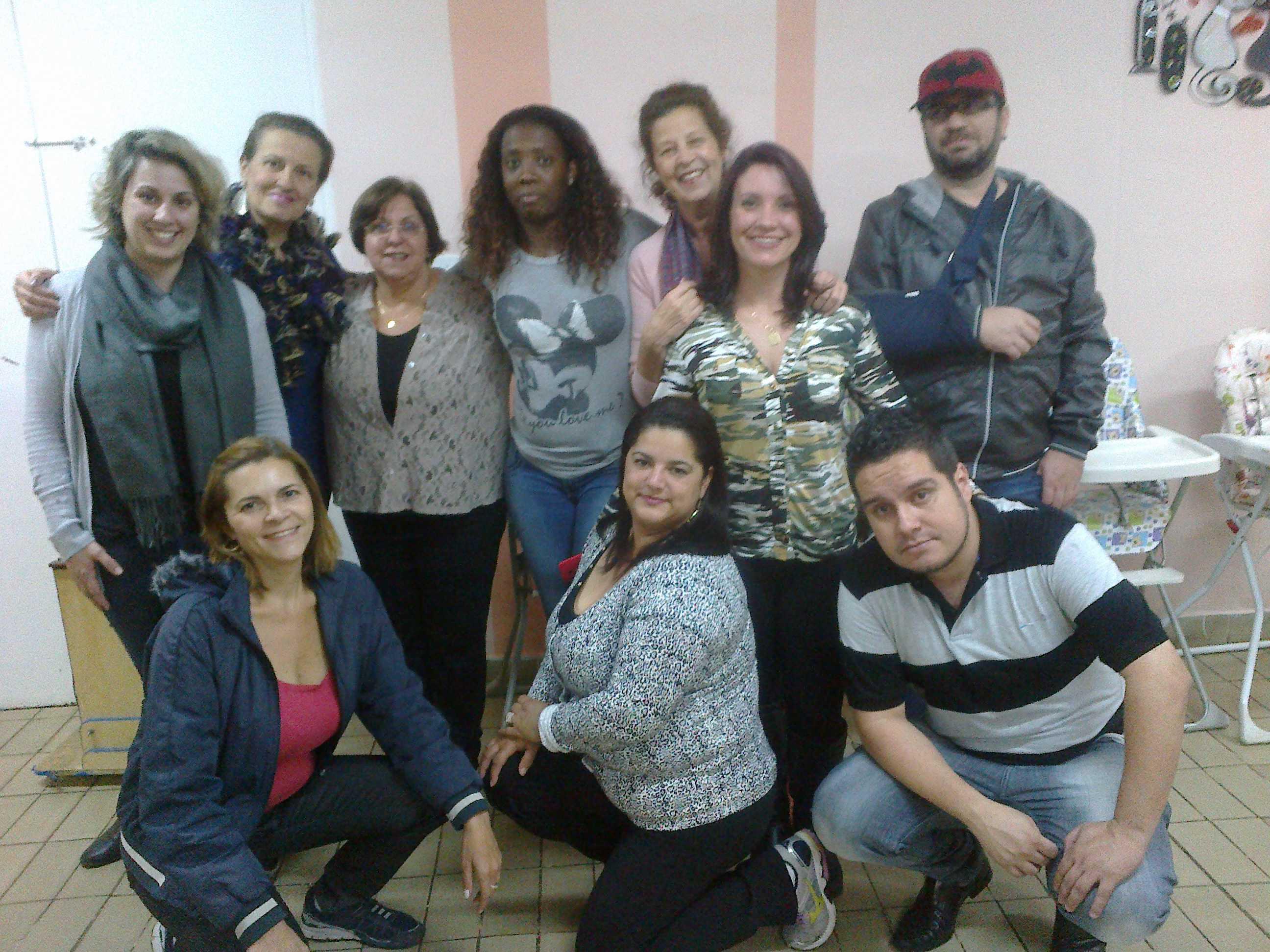 Equipe Movimento de Apoio à Integração Social