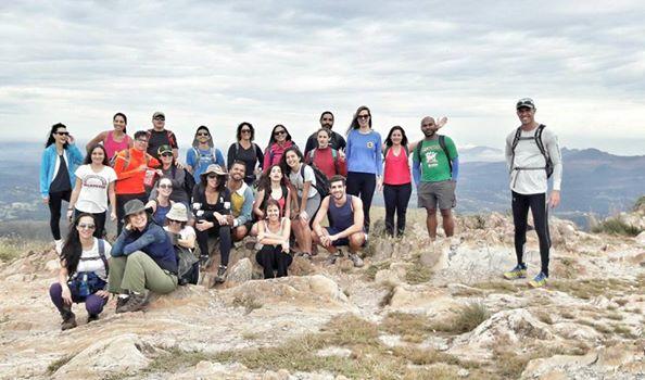 Foto da equipe da ONG ONG Macabi