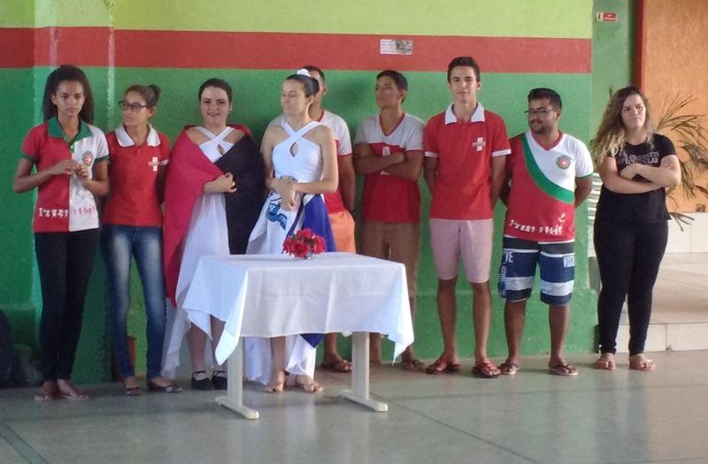 Equipe Operação Resgate Brazil