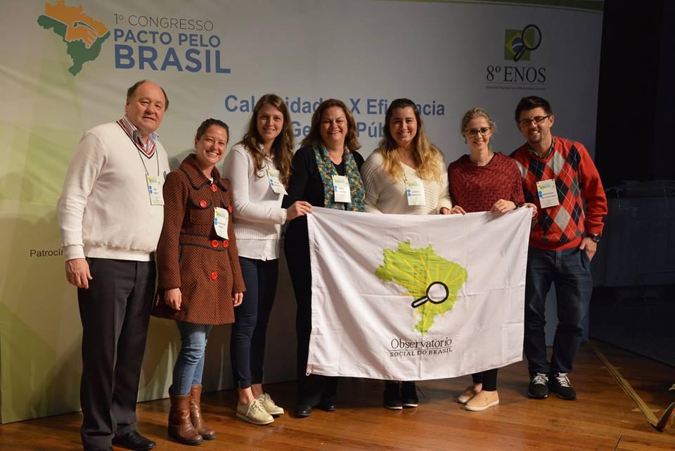 Equipe Observatório Social do Brasil