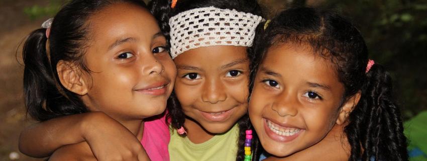 Restaurando vidas de crianças e adolescentes em situação de risco