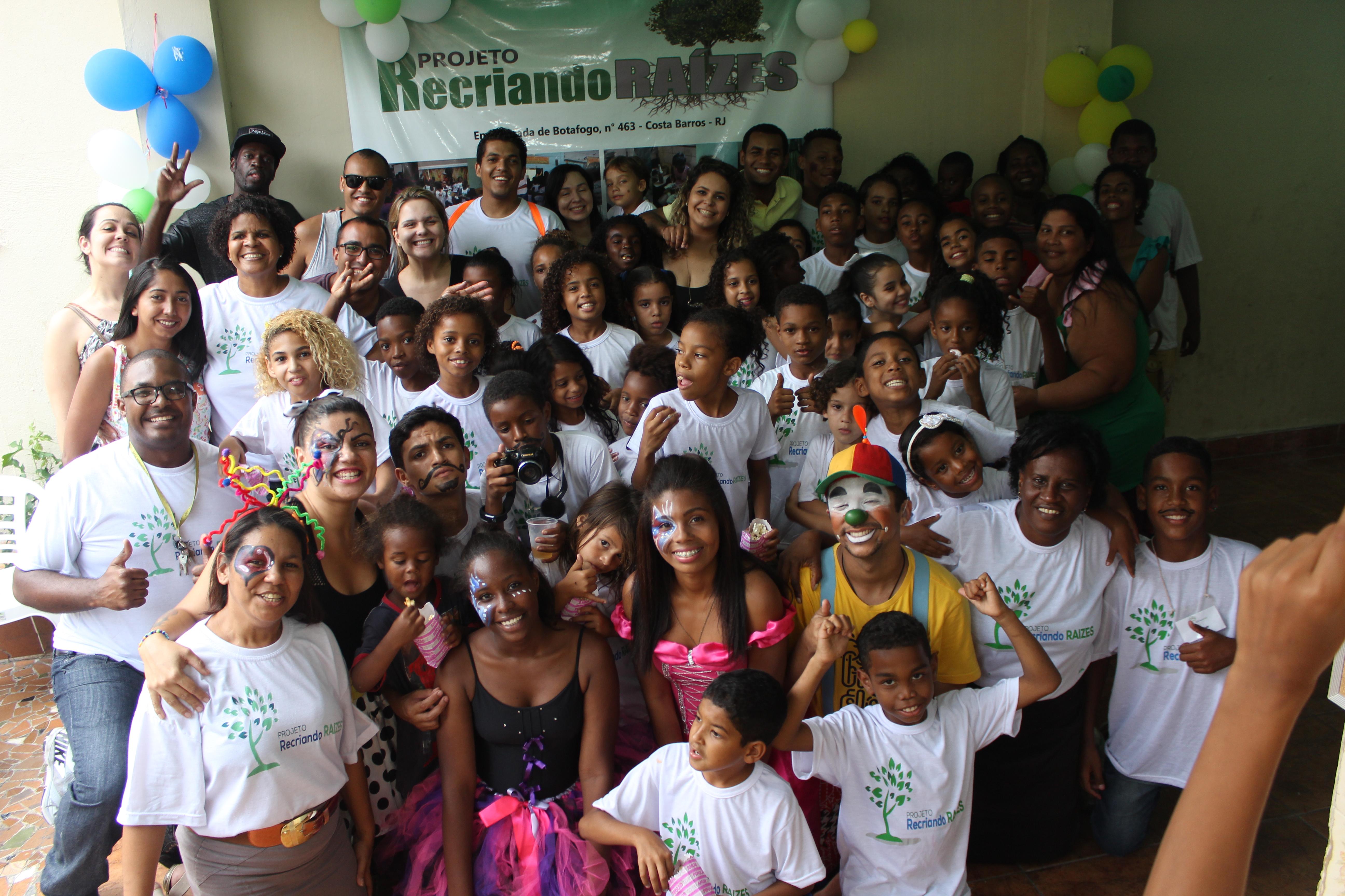 Erradicando a pobreza através do investimento em crianças e famílias