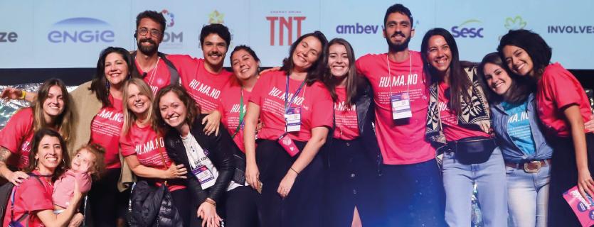 Equipe Associação Social Good Brasil