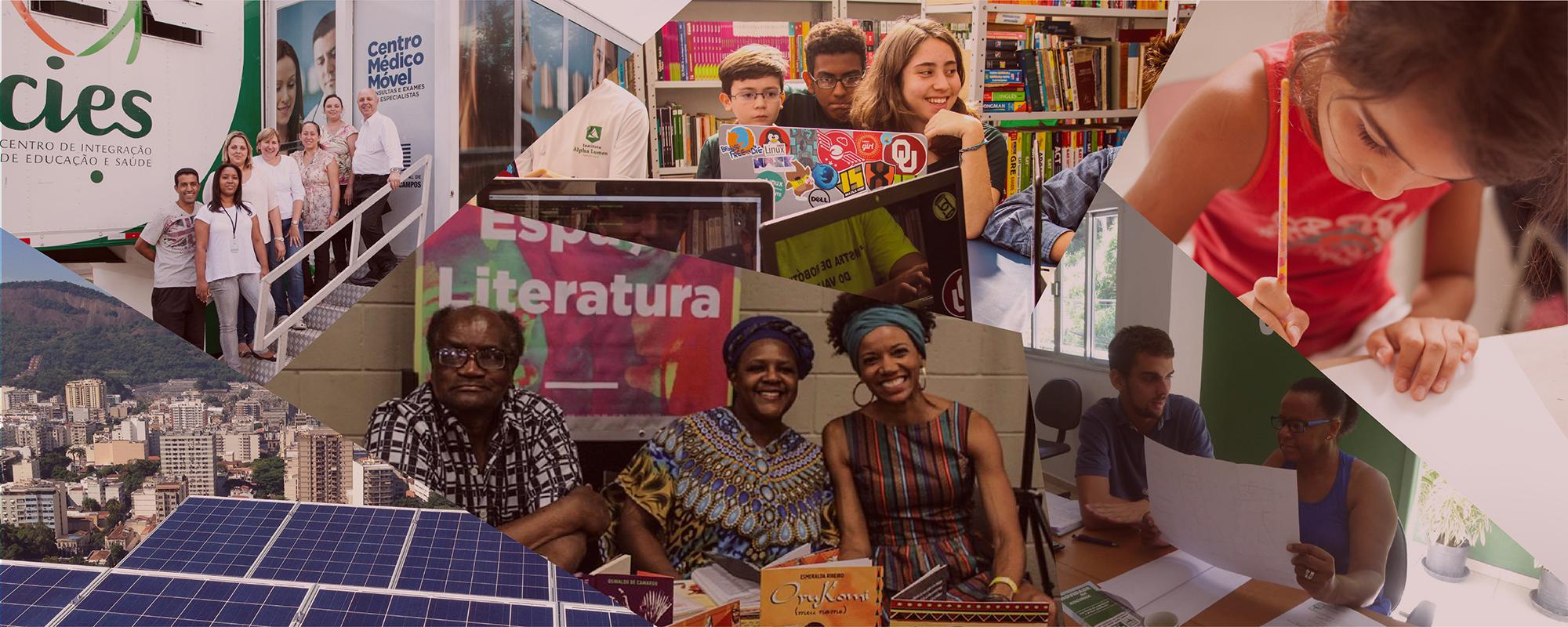 Mobilizando capital para impacto socioambiental positivo