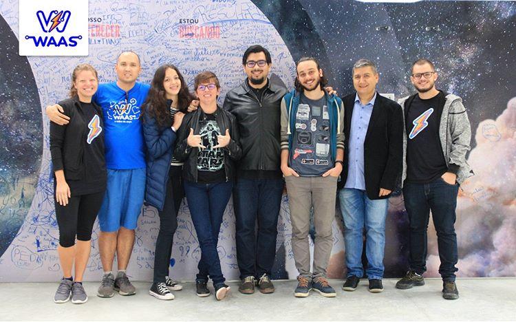 Equipe Instituto Social WAAS