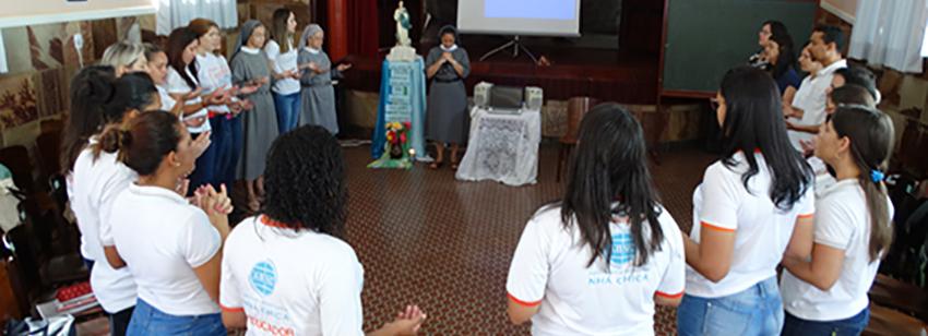 Equipe Instituto Nhá Chica