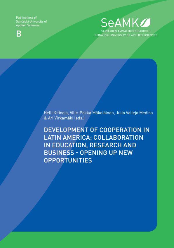 Development of Cooperation in Latin America - kansikuva