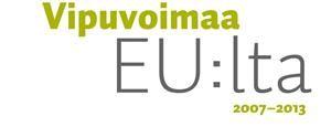 Vipuvoimaa EU:ltä logo