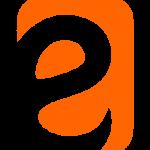 e-aineistoa ilmentävä logo