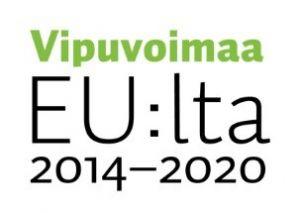 Vipuvoimaa EUlta 2014-2020 logo.