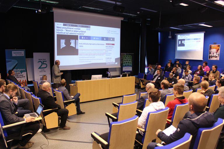 Digital Enterprise Workshop SeAMKissa