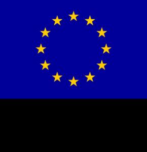 Euroopan unioni, euroopan aluekehitysrahasto, euroopan sosiaalirahasto logo