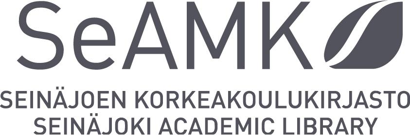 Seinäjoen korkeakoulukirjaston logo