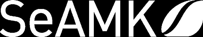 SeAMK_logo_valkoinen_lyhyt