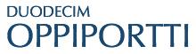 Duodecim Oppiportin logo