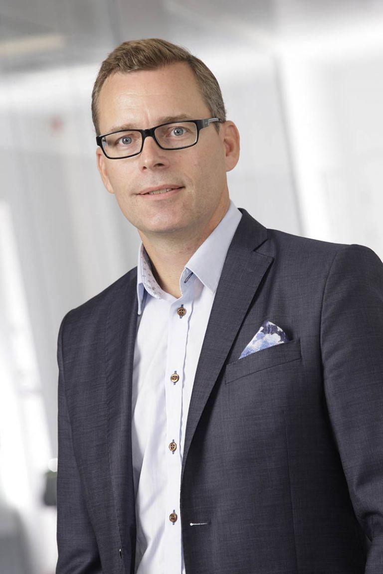 Toimitusjohtaja Janne Öhman, Siemens Osakeyhtiö