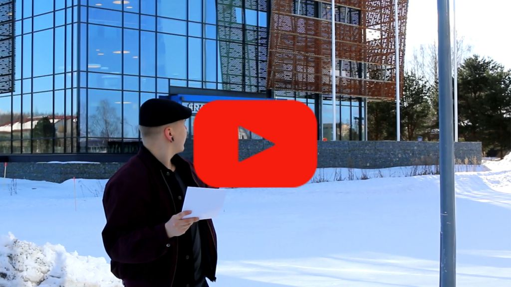 Videoblogin esikatselukuva.