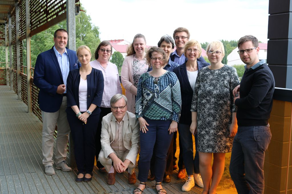 Double degree partner meeting at SeAMK School of Business and Culture