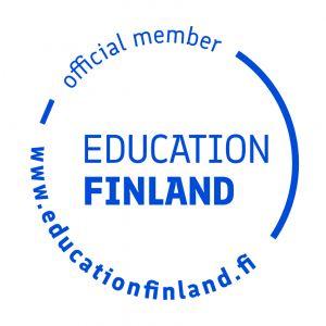Education Finland -tekstilogo.