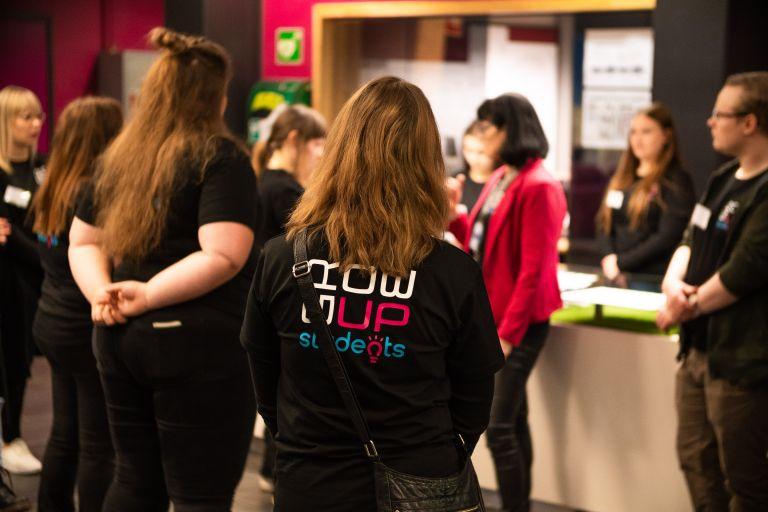 Toista kertaa järjestettävä GrowUp Students avattiin aloitusseminaarilla viime viikolla