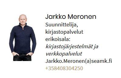 kuva Jarkko Merosesta