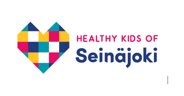 Healthy Kids of Seinäjoki -logo