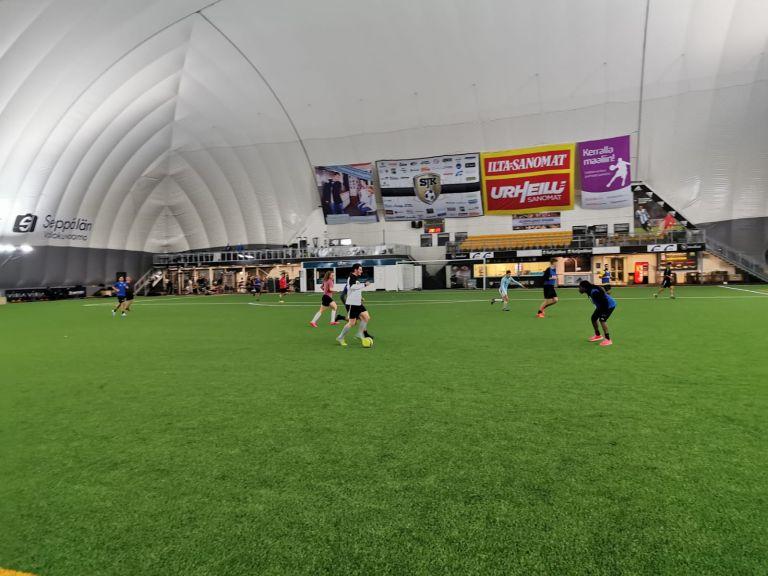 Wallsport Arena