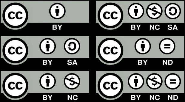 Creative Commons -kuvituskuva
