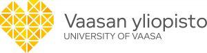 Vaasan yliopiston logo.