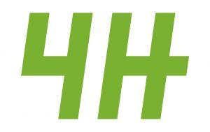 4H-yhdistyksen logo.