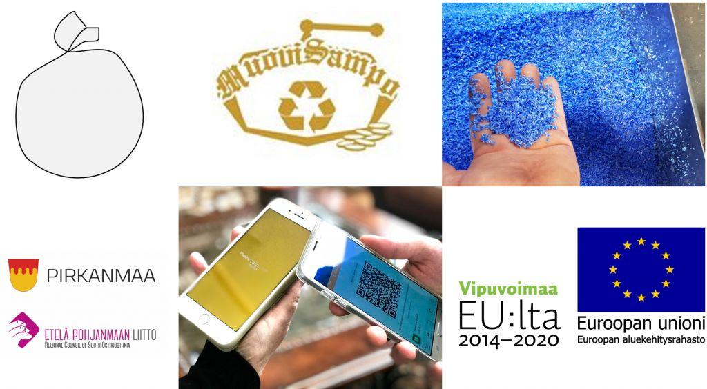 MuoviSampo-hankkeen kollaasikuva.