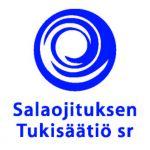 Salaojituksen Tukisäätiön tekstilogo.