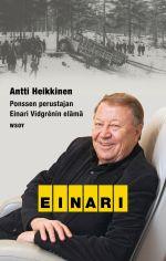 Kirjan kansi: Einari.