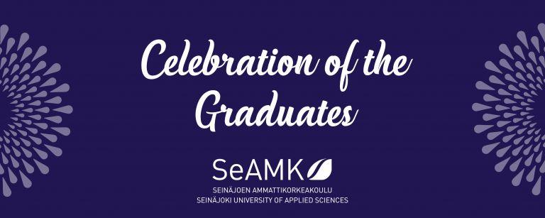 Celebration of the graduates.