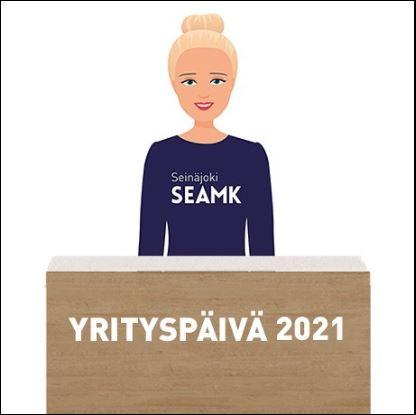 SeAMK Yrityspäivä 2021 verkossa
