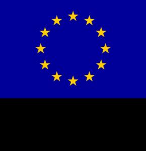 EU:n tähtilippu ja teksti: Euroopan sosiaalirahasto.