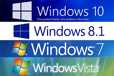 対応可能なOSはWindows/vista/7/8.1/10