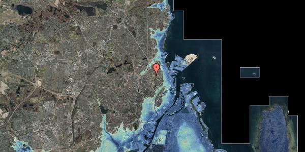 Stomflod og havvand på Jagtvej 169A, 2. th, 2100 København Ø