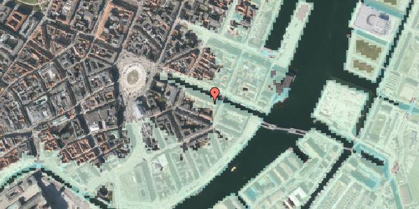 Stomflod og havvand på Nyhavn 20B, 2. , 1051 København K