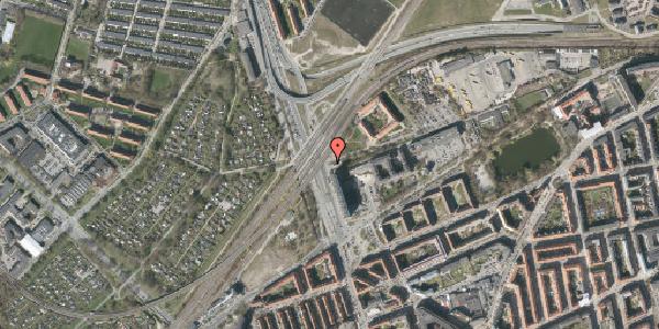 Stomflod og havvand på Lyngbyvej 98, 2100 København Ø