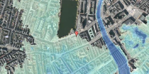 Stomflod og havvand på Gammel Kongevej 11, 1. , 1610 København V