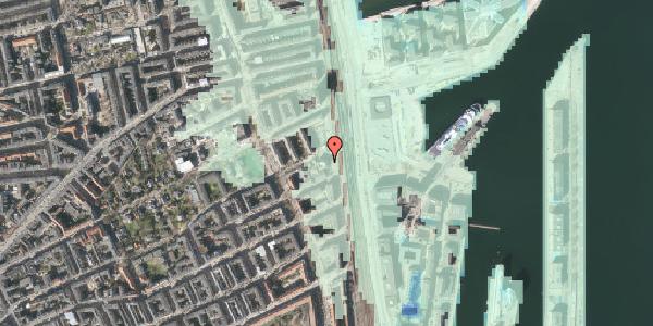 Stomflod og havvand på Østbanegade 89, 1. , 2100 København Ø