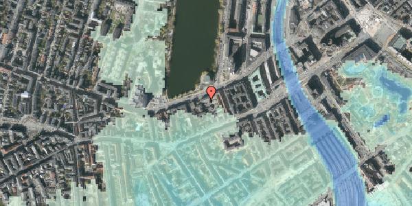 Stomflod og havvand på Gammel Kongevej 13B, 4. , 1610 København V