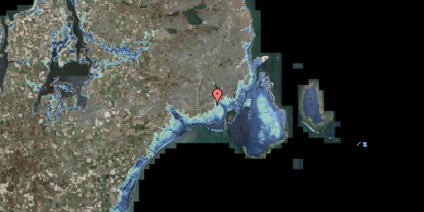 Stomflod og havvand på Hf. Svarø 39, 2650 Hvidovre